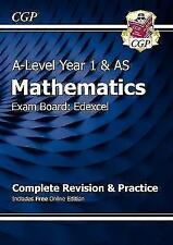 New A-Level Maths for Edexcel: Year 1 & AS Complete Revision & Practice with...