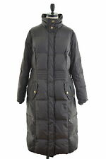 Esprit Womens Padded Coat Size 18 XL Brown Polyester