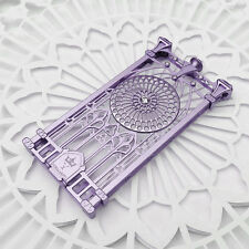 "*Formartti* Luxury Aluminum Phone Case for iPhone 6/6s Plus 5.5"" - Love Purple"