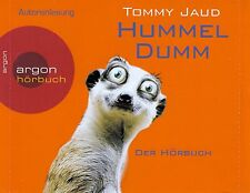 TOMMY JAUD : HUMMELDUMM / 5 CD-SET (HÖRBUCH)