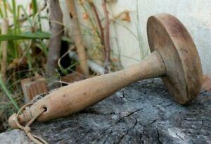 ancien pilon en bois ( cuisine )