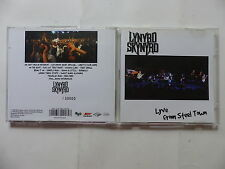 CD Album LYNYRD SKYNYRD Lyve from steel town SPV 085-29162 DCD