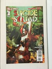 Suicide Squad issue 1. DC New 52 Comic