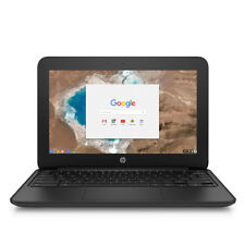 "HP Chromebook 11 G5 11.6"" Pantalla Táctil Portátil Intel Celeron N3060, 4gb,"