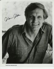 "Alan Alda - ""M*A*S*H"" Actor - Signed 8x10 Photograph"