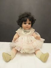 "Vintage Alexander DIONNE Marie Quintuplet Composition Doll 14"" Jointed Bisque"