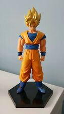Figura Banpresto Dragon Ball Son goku super saiyan concrete