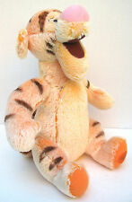 Iced Tigger Plush Disney Store Exclusive Winnie Pooh Pastel Stuffed Tiger Animal