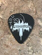 """Queensryche """"Ed Bass"""" 2020 Tour Guitar Pick-Rare"""