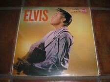 LP ELVIS PRESLEY : ELVIS - RCA Victor  LPM-1382 - Germany (1963 ) - NM -