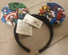 Serre-tête / Headband MARVEL COMICS Disneyland Paris