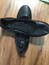 Maria Pova By Cole Haan Ballet Flats, Black Size 11