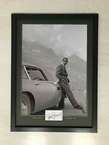Sean Connery Original Autograph