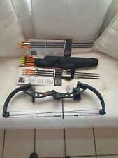 Bear Junior Brave Archery Youth Compound Bow Package +3 set arrows