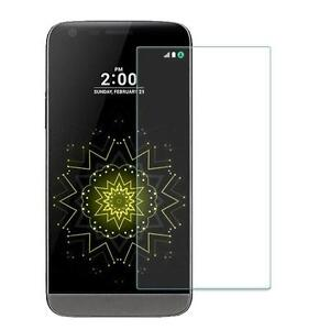 2 Pack Ultra Thin HD Clear Durable Tough Screen Protector Film for LG G5 #A5
