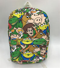 63f80dbe38 Toy story woody canvas backpack shoulder bag 13