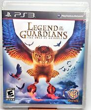 Legend of Guardians : The Owls of Ga'Hoole (Sony PlayStation 3 PS3) NEW SEALED