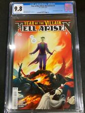 Year of the Villain Hell Arisen #3 1st Print 1st Full Punchline CGC 9.8