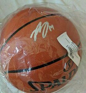 Brandon Ingram Autographed Signed I/O Basketball Fanatics Authentic Verified