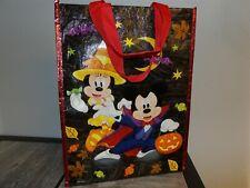 Mickey Minnie Mouse Disney Halloween Trick Treat Reusable Tote Bag Eco (*33)