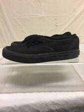 Airwalk Black Canvas Shoes Mens Sz 5.5 M Skater