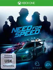 Microsoft XBOX - One XBOne Spiel ***** Need for Speed 2015 * NFS 15 *****NEU*NEW