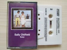 "SALLY OLDFIELD ""EASY"" CASSETTE, 1986 CASTLE, TESTED."