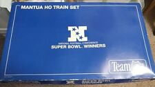 Mantua HO Football Train Set 1993 NFC NFL Team Super Bowl Winners