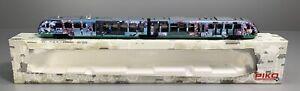 H0 - PIKO (DC)--52017...Vogtlandbahn VT04A/VT04B...OVP    / 3 D