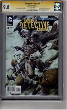(B2) Detective Comics #8 CGC 9.8 Signature Series *Tony Daniel*