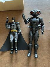 sprukits- Batman And Black Manta