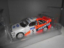 FORD ESCORT WRC WINNER RALLY ACROPOLIS 1997 SAINZ-MOYA VITESSE REPSOL 1:43