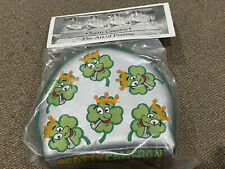 2019 Scotty Cameron St. Patrick's Day Happy Go Lucky Mid-Round Putter HC