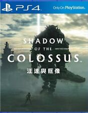 Shadow of the Colossus (English/Chi etc Ver) for PS4 Sony Playstation 4
