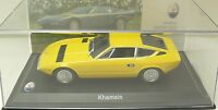 "DIE CAST "" KHAMSIN - 1973 "" MASERATI 100 YEARS SCALA 1/43"
