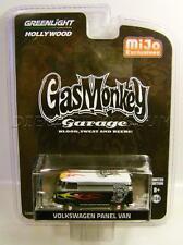 VW VOLKSWAGEN PANEL VAN GAS MONKEY GARAGE GREENLIGHT GREEN MACHINE CHASE CAR