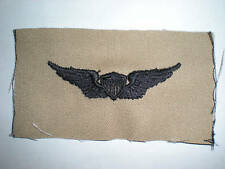 US ARMY DESERT ARMY AVIATOR BADGE INSIGNIA