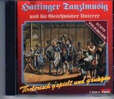 (CY55) Hattinger Tanzlmusig - CD
