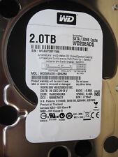Western Digital 2 TB WD20EADS-00S2B0  | DCM: HARCNV2AB | 28DEC2013 | PCB OK