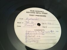 BYSTANDER LP NOT SO INNOCENT AOR MELODIC ROCK TEST PRESS 1987 NM