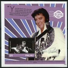 Palau 2018 MNH Elvis Presley Life in Stamps What Have You Got? 1v S/S IV Music