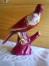 "Very Rare Limoges Bird Figurine ""Progress Of Love"" Fragonard 1970s"