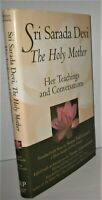 Sri Sarada Devi, the Holy Mother : Her Teachings and Conversations 2004, book