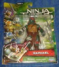 2014 *** (MOVIE) RAPH RAPHAEL MOC *** TEENAGE MUTANT NINJA TURTLES TMNT