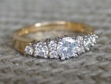 NEW 1.00ct DIAMOND RING (14kt. YELLOW GOLD) MUST SEE!!!