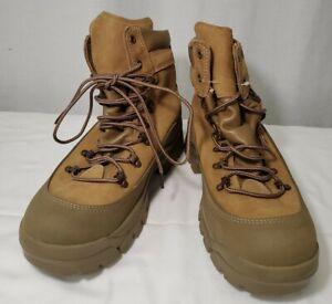 NEW! Bates Mens Mountain Combat Boots Size 9W E03412A Goretex