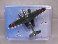 Land Bomber Ginga 銀河 Type11 1/120 Scale War Aircraft Japan Diecast Display vol41