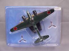 Land Bomber Ginga ?? Type11 1/120 Scale War Aircraft Japan Diecast Display vol41