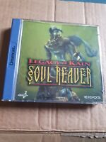 Legacy of Kain, Soul Reaver Sega Dreamcast, Complete With Manual.