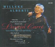Willeke Alberti Live in Carré Een halve eeuw Willeke 2 CD Box